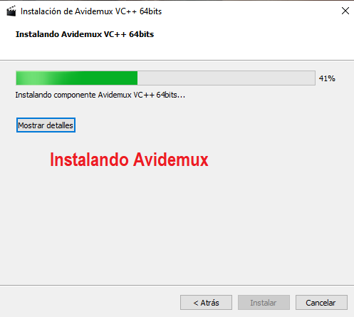 editorvideo avidemux tutorial