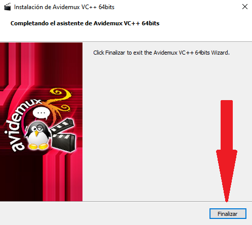 avidemux tutorial descarga windows